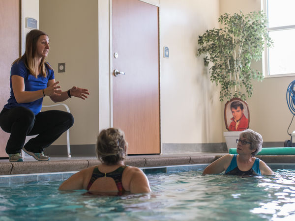 Aquatic Aerobics Wellness Class | Kingston Rehabilitation of Perrysburg