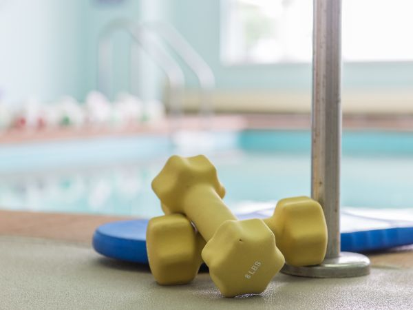 Indoor Therapy Pool | Kingston Care Center of Sylvania