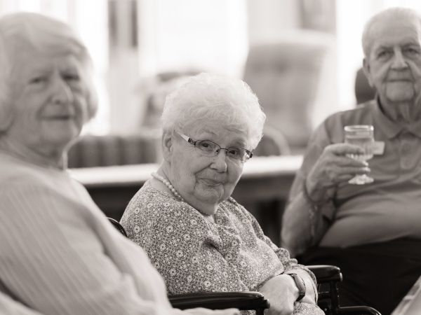 Assisted Living Residents | Kingston Marion