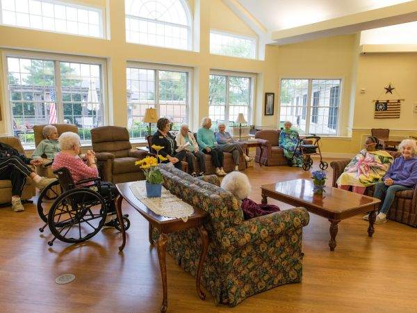 Senior Living Activities | Kingston Residence of Marion