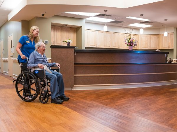 Rehabilitation Patient & Caregiver | Kingston of Ashland