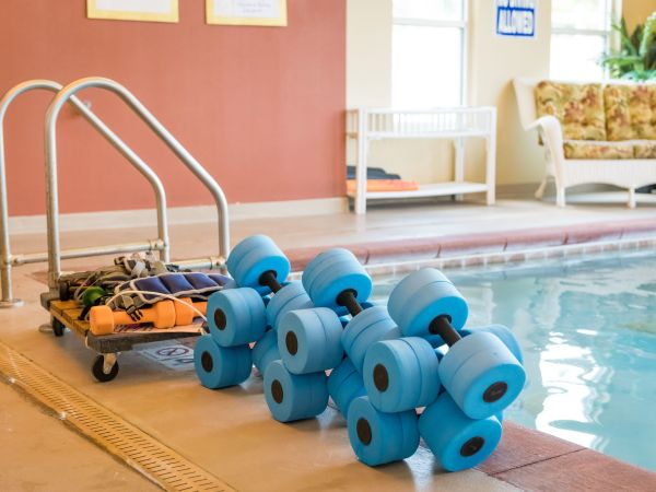 Weights By Kingston of Ashland Indoor Therapy Pool