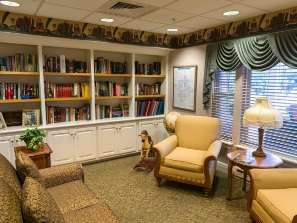 Kingston at Dupont Library