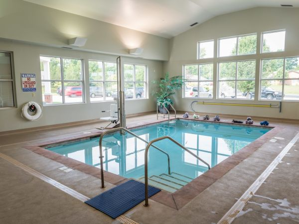 Aquatic Therapy Pool | Kingston of Miamisburg